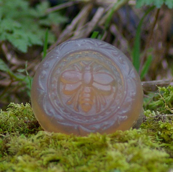 Bunny's Garden Honeyed Bee Soap