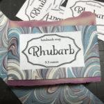 Annabella & Co. Soap Rhubarb