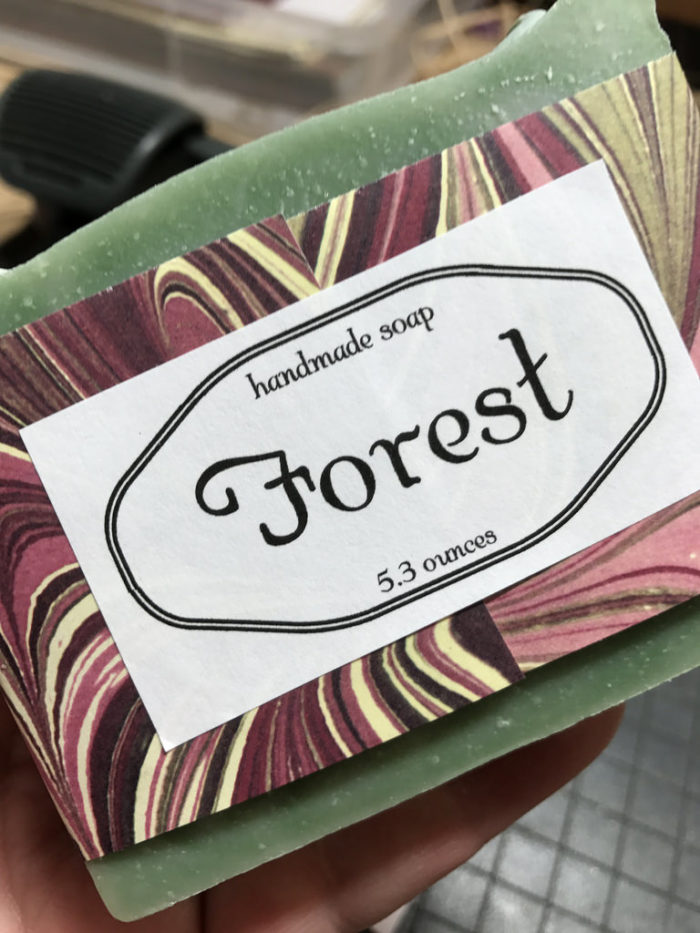 Annabella & Co. Soap Forest
