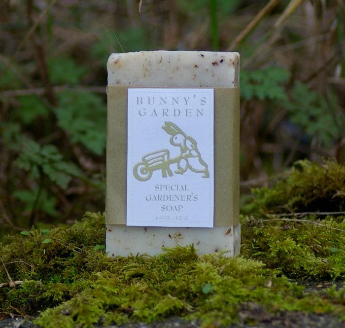 Bunny's Garden Gardeners' Soap