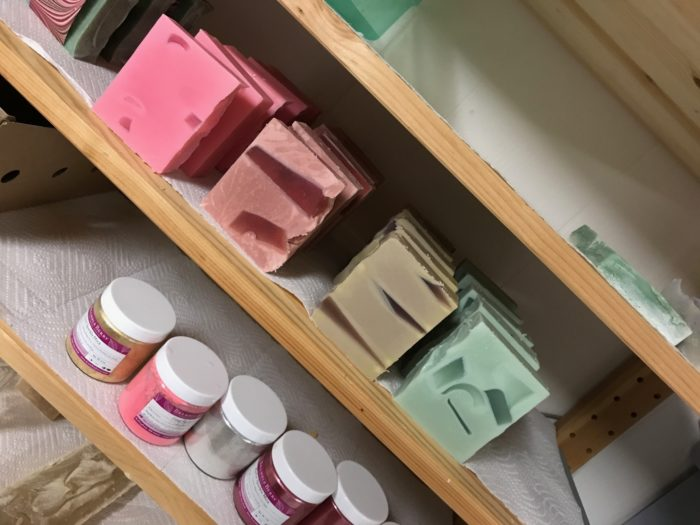 New Luxe Soaps